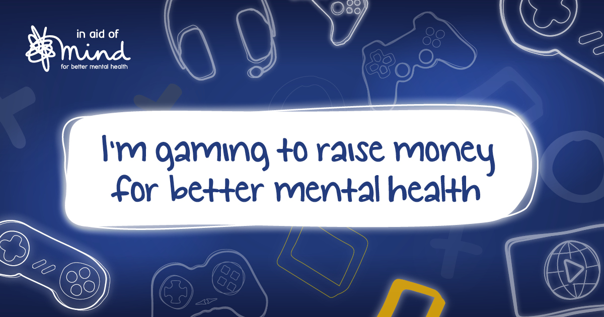 Switch Off, Game On - social downloads | Mind, the mental health charity -  help for mental health problems