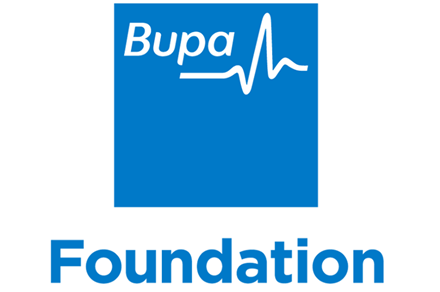 Bupa Foundation logo